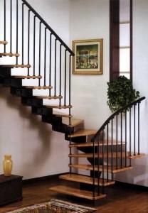 Внутриквартирная лестница.