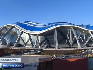 При строительстве океанариума в Приморье выявлены хищения на 2 миллиарда рублей