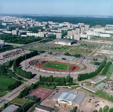 Тольятти.